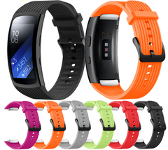 Silicone Gear Fit2 / Fit2 Pro Band | OzStraps