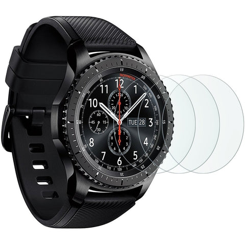 Samsung Gear S3 Tempered Glass Screen Protector | OzStraps