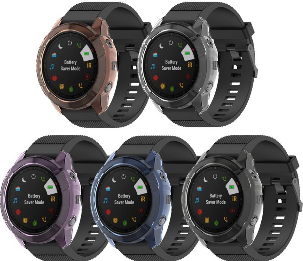 Garmin Fenix 6X TPU Protection Case