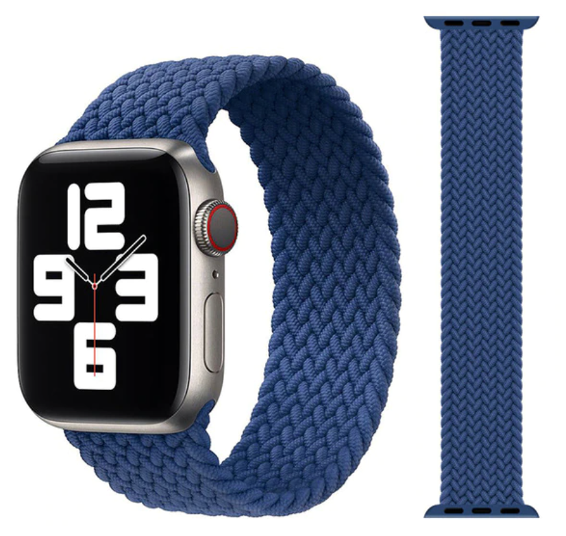 Braided Solo Loop Apple Watch Band