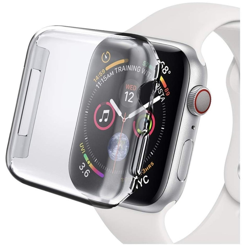 Apple Watch TPU Transparent Protection Case (Series 4) | OzStraps