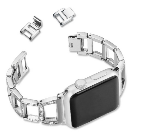 Trapezoid Bracelet Apple Watch Band | OzStraps