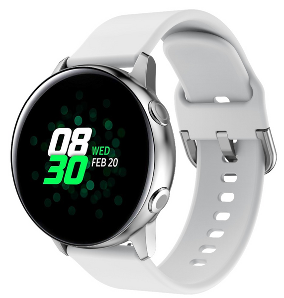 Silicone Samsung Galaxy Watch Active Band | OzStraps