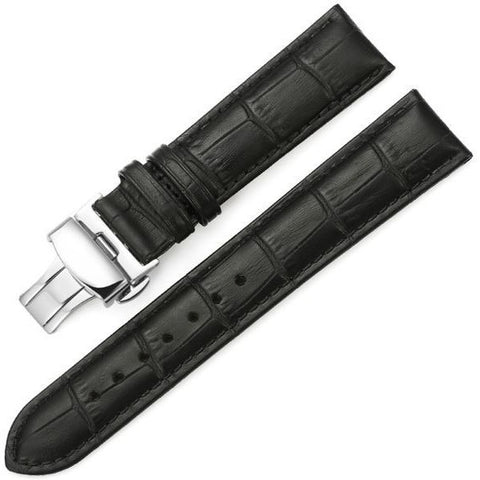 The Mayfair Black - OzStraps