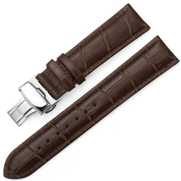 The Mayfair Brown | OzStraps