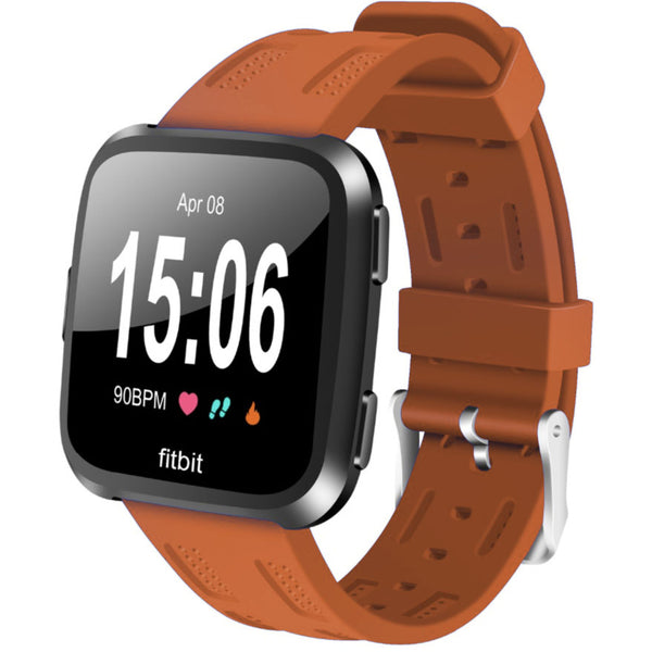 Sports Silicone Fitbit Versa Band | OzStraps