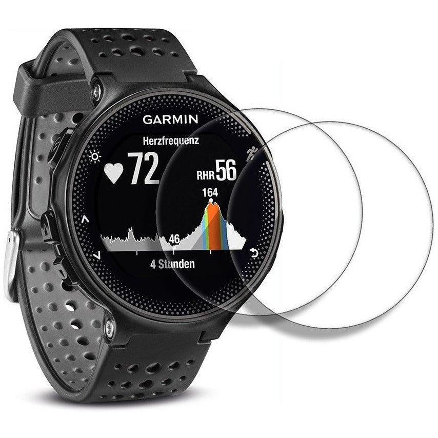 Garmin Forerunner 225/235/620/630 Tempered Glass Protector | OzStraps