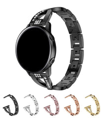 Rhinestone Samsung Galaxy Watch Active Band | OzStraps