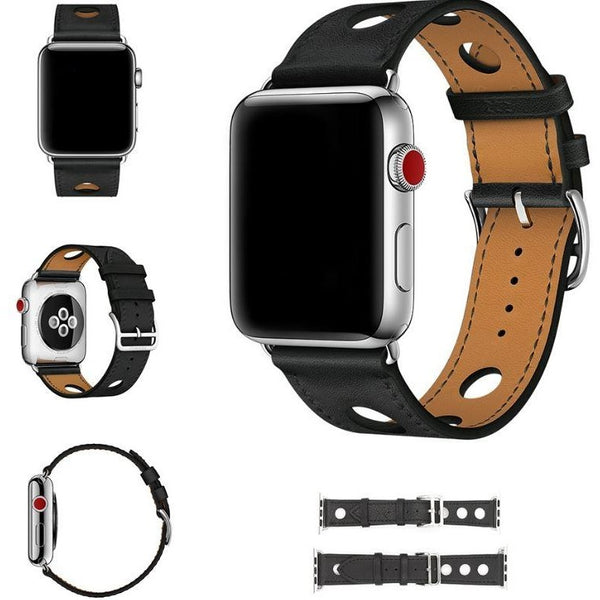 Single Tour Rally Apple Watch Band | OzStraps