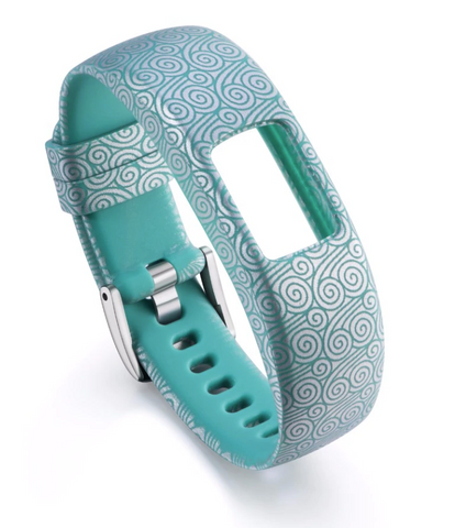 Themed Silicone Garmin VivoFit 4 Band | OzStraps