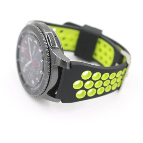 Sports Silicone Samsung Gear S3 Band | OzStraps