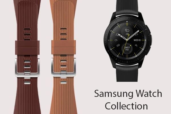 Samsung Gear Watch Collection Watch Bands OzStraps Australia