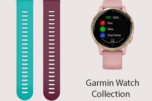 Garmin Collection Watch Bands OzStraps Australia