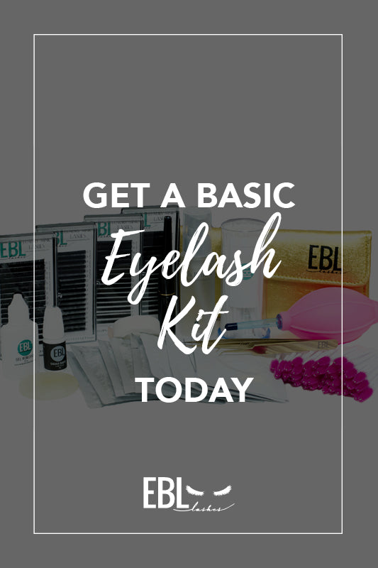 Get a Basic Eyelash Kit Today!