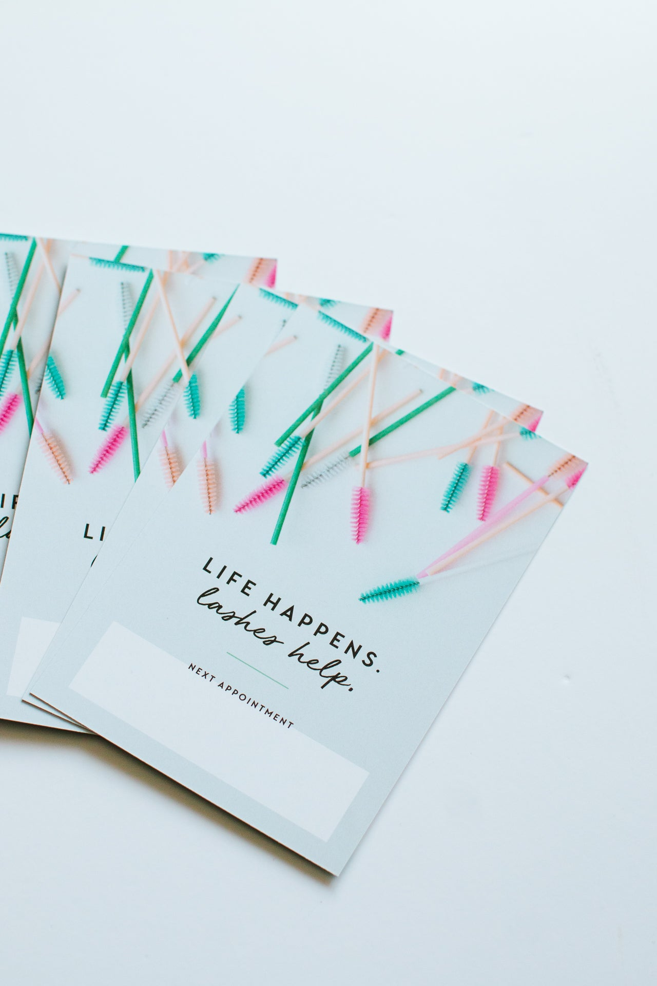 Client Aftercare Cards