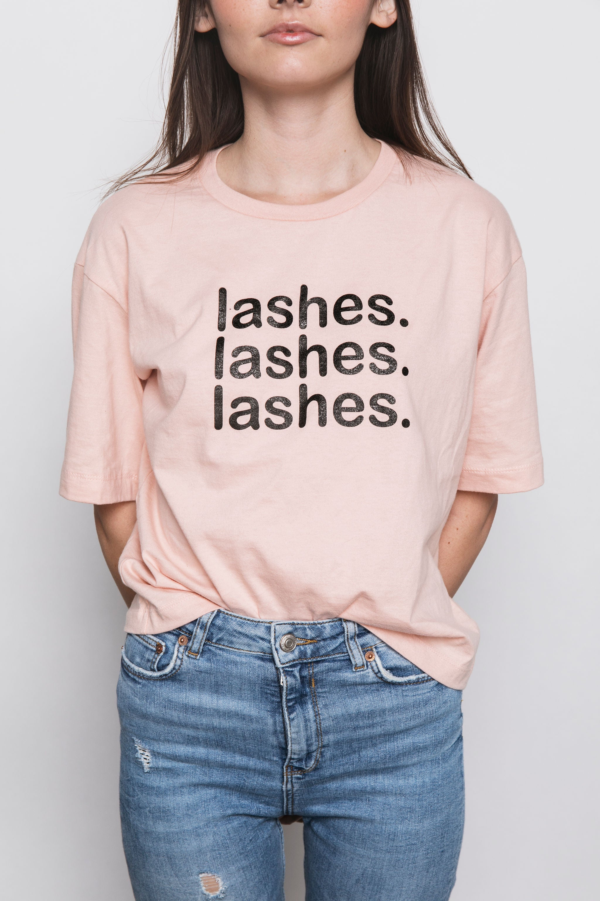 Pink Lashes | Shirt
