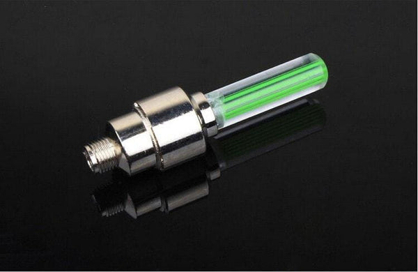 Bike LED Light Valve Cap