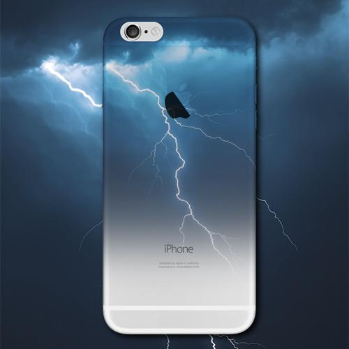 Transparent Silicone Case For iPhone