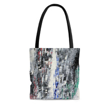 Black and White Abstract TOTE BAG - Cool Streetwear Style