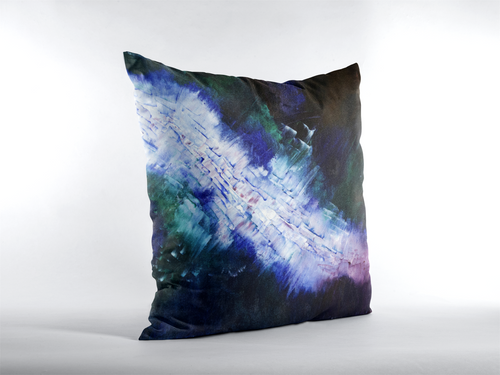 Modern Art THROW PILLOW Unique Home Accents