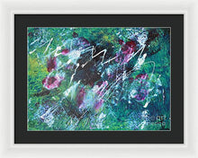Connected - Framed Print #1057