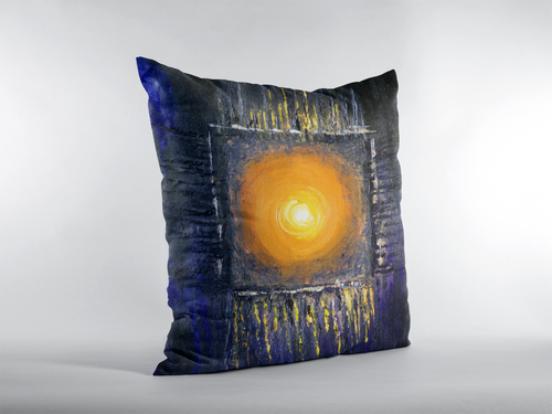 Colorful Home Decor THROW PILLOW