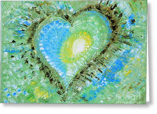 ETERNAL LOVE - Greeting Card #1024