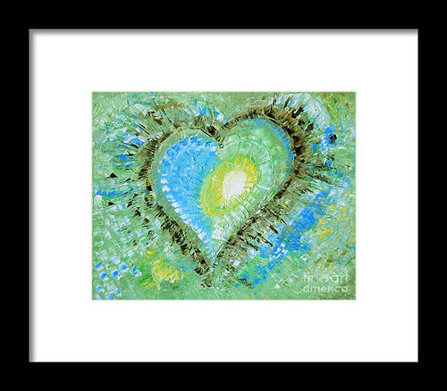 ETERNAL LOVE - Framed Print #1024