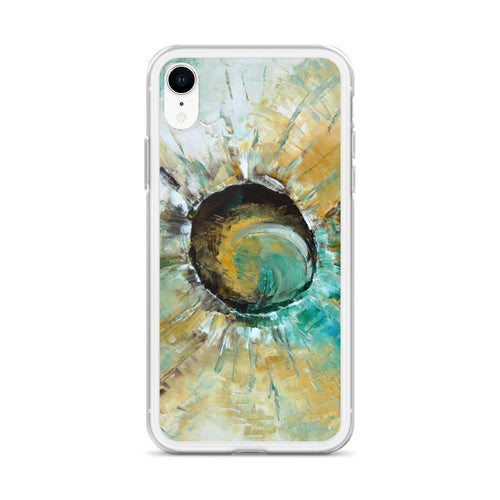 Artsy IPHONE COVER Neutral Colors Abstract Art