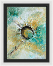 Miracle Planet - Framed Print #1019