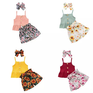 Rhain Floral Sets - 4 styles