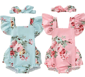 Destiny Romper - 2 Colours