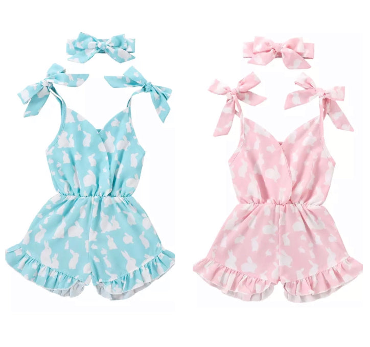 Bunny Jumpsuit - 2 Colours