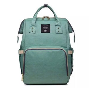Nappy Bag - Green