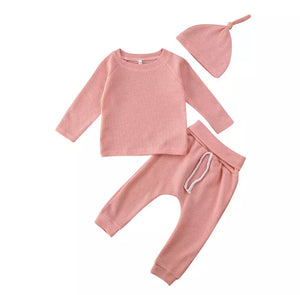 Eden 3 Piece Set - 5 Colours