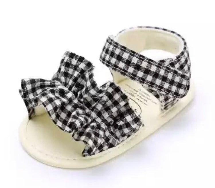 Sophie Plaid Prewalkers