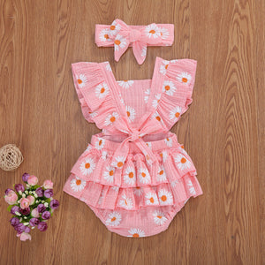 Daisy Romper - 4 Colours