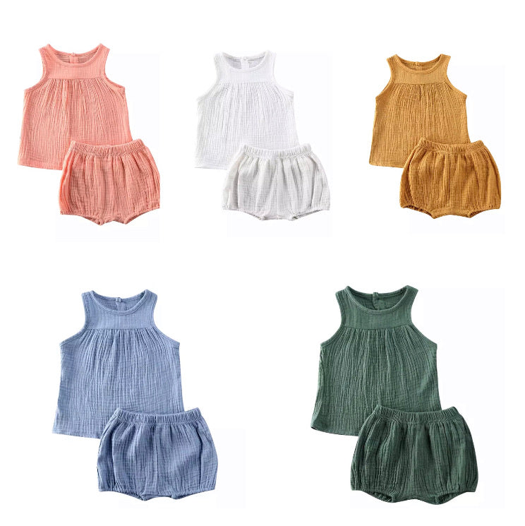 Chloe Set - 5 Colours