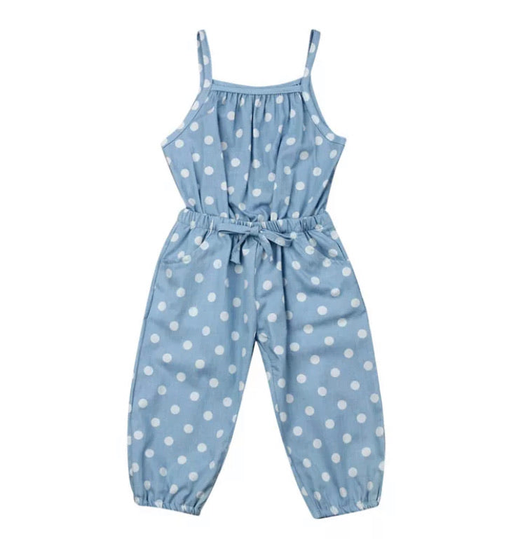 Spotty Jumpsuit