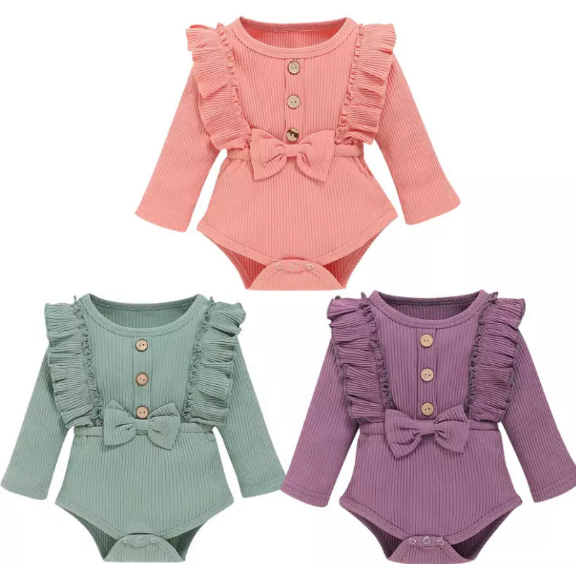 Naomi Bodysuit - 3 Colours