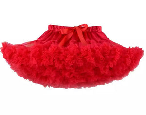 Ballerina Pettiskirt - Red