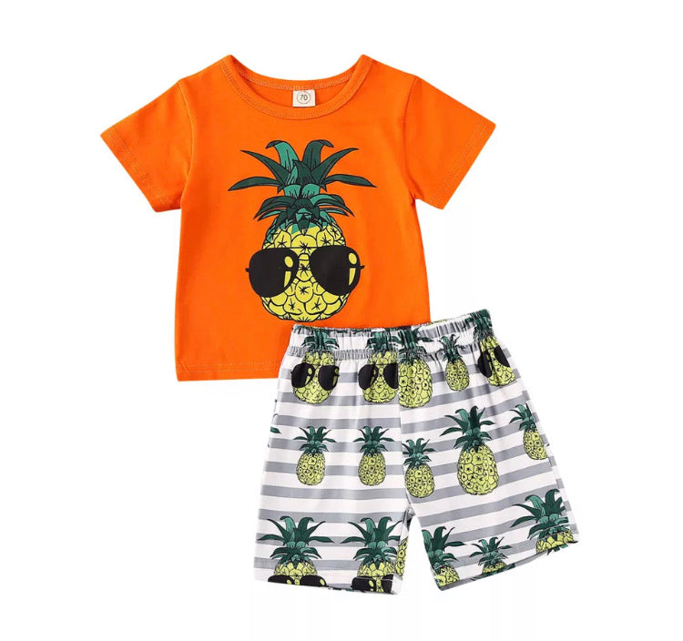 Cool Pineapple Set