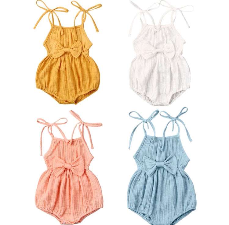 Courtney Romper - 4 Colours