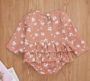 Petal Romper - 3 Colours