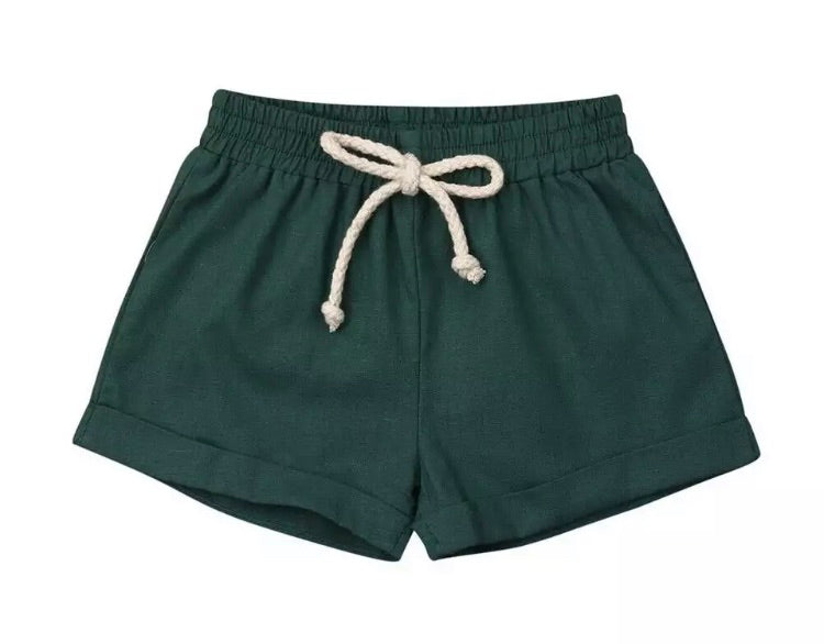 Shorties - Green