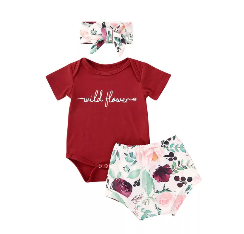Wildflower Set