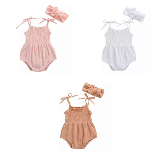 Skye Romper - 3 Colours