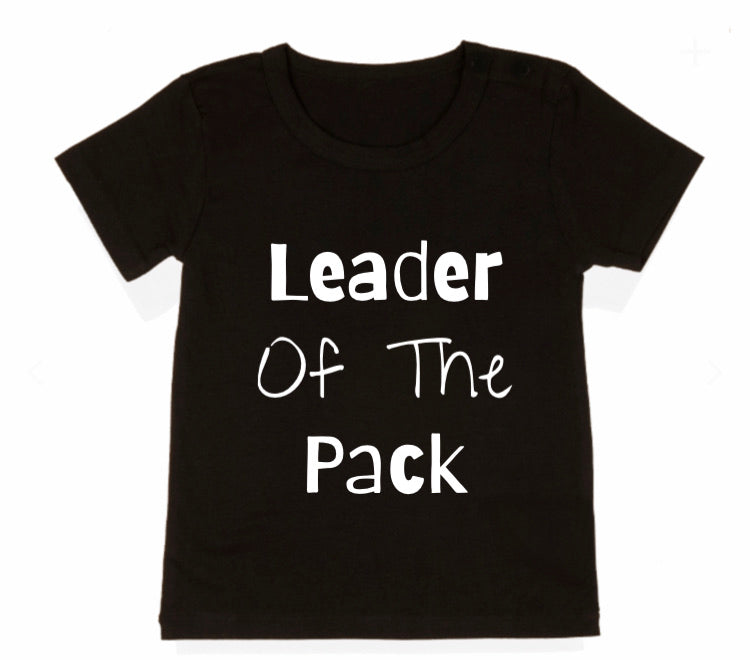 Leader Of The Pack Tee