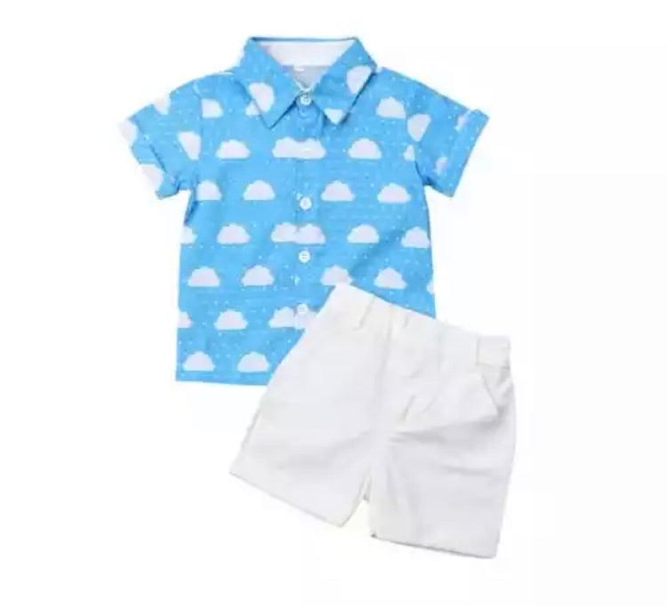 Cloud 2 Piece Set