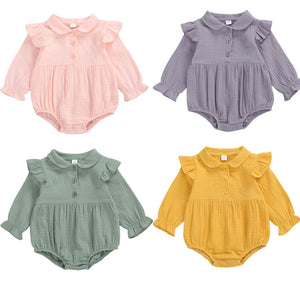 Alice Romper - 4 Colours
